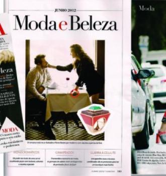 Revista Claudia - Junho de 2012