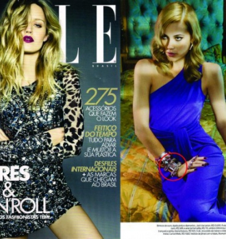 Revista Elle - Abril de 2012