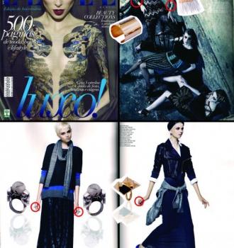 Revista Elle - Maio de 2012