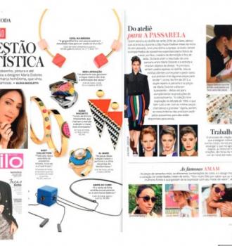 Revista Estilo   Abril, 2016