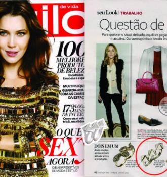 Revista Estilo - Junho de 2012