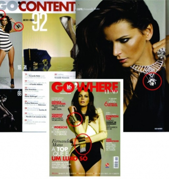 Revista Go Where - Abril de 2012