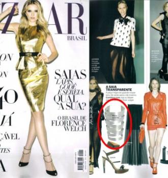 Revista Harper's Bazar - Março de 2012