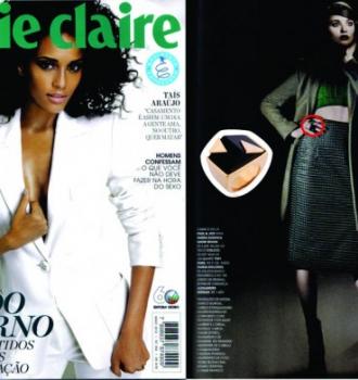 Revista Marie Claire - Maio de 2012