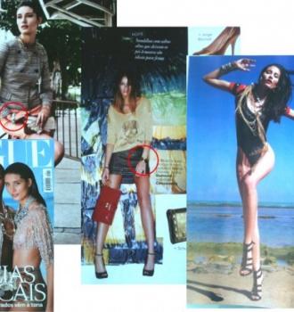 Revista Vogue - Janeiro de 2012
